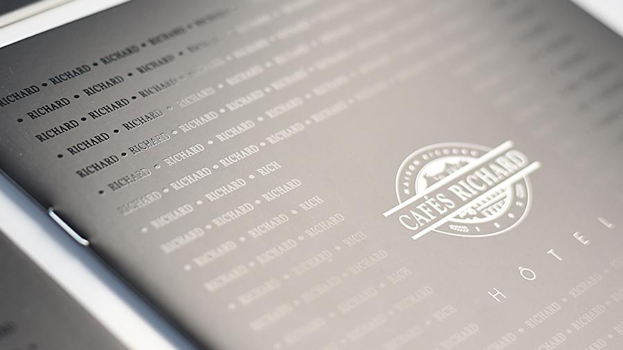 Cafés Richard confie à ComNext l'élaboration de ses brochures commerciales