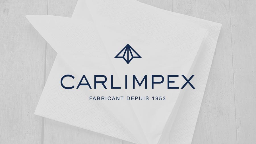 La nouvelle identité visuelle de Carlimpex