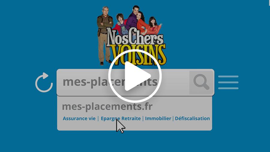 mes-placements.fr sur TF1 avec ComNext