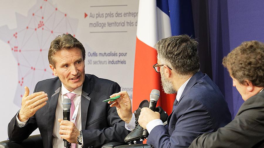 Le Réseau CTI à Bercy avec ComNext