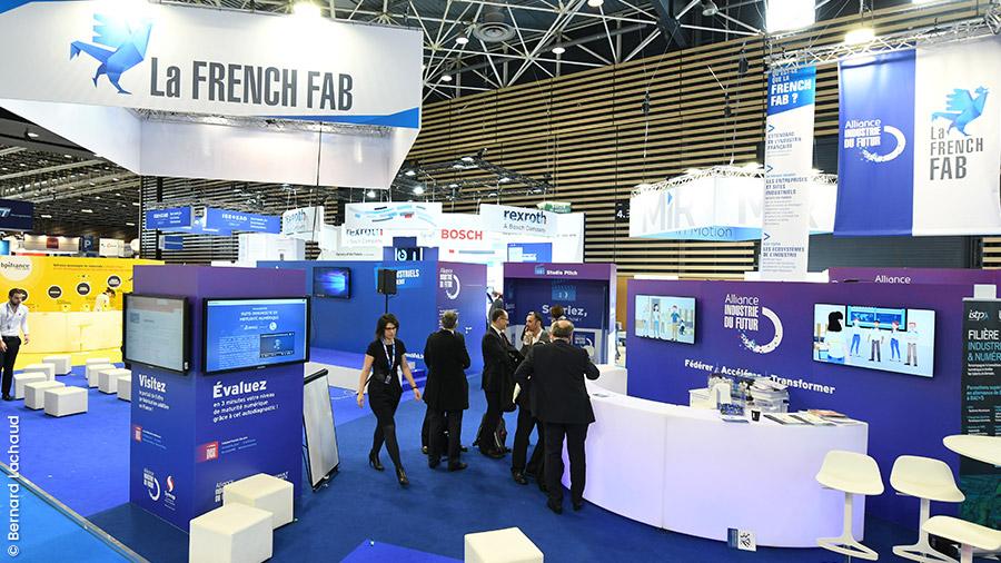 ComNext accompagne l'Alliance Industrie du Futur à Global Industrie