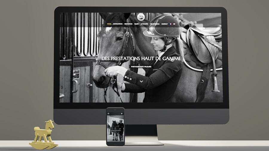 ComNext se met à l'équitation !