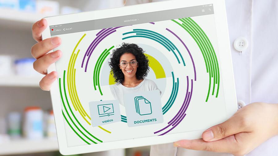 ComNext crée une nouvelle appli pour Pharmagest