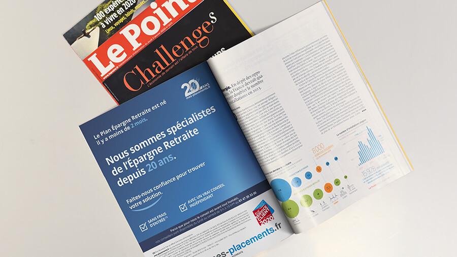 ComNext en campagne pour mes-placements.fr