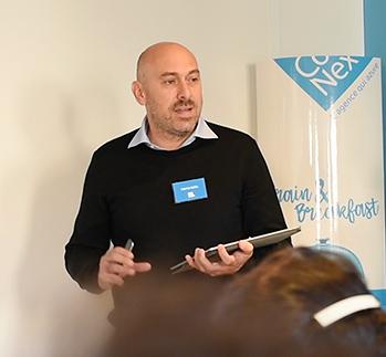 Speaker Fabrice Gable