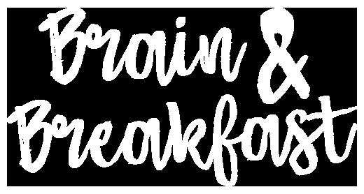 Brain & breakfast - petit déjeuner conférence - logo