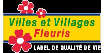 Conseil National des Villes Villages Fleuris de France - logo