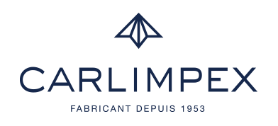 carlimpex - fabricant de serviette - site internet vitrine - logo
