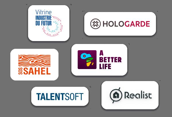 Comnext - logos clients