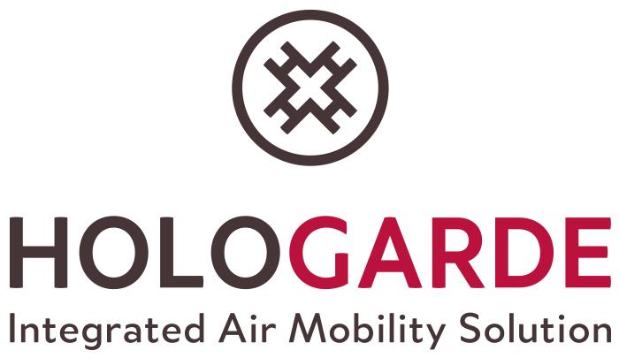 identité visuelle et site internet d'hologarde - protection de site sensible par drone
