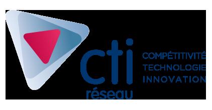 Logo réseau CTI - exposition à Bercy