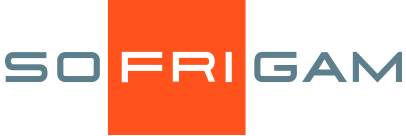 Sofrigam - affiche - annonce presse - logo