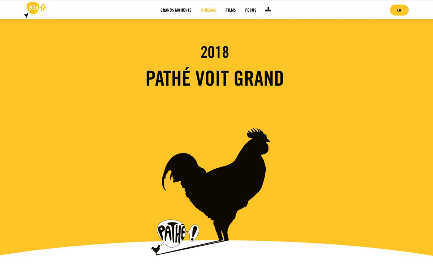 Rapport annuel digital cinema pathé gaumont