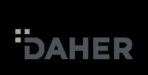 Comnext - Agence de communication b2b - application d'aide à la vente - touch & sell - logo Daher