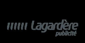 Comnext - Agence de communication b2b - application d'aide à la vente - touch & sell - logo Lagardère publicité